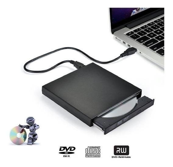 Dvd Writer Rw Quemador Lector De Dvd Cd Externo Usb 3.0