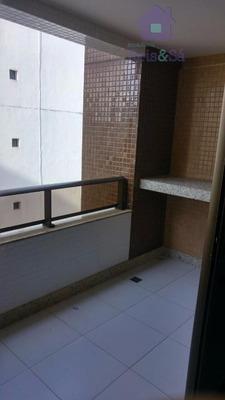 Apartamento 1/4, 45m², Nascente - Itaigara - Codigo: Ap1368 - Ap1368