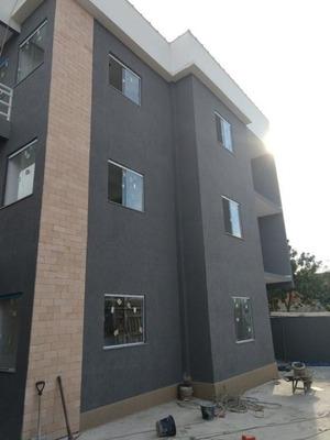 Apartamento Em Jardim Catarina, São Gonçalo/rj De 60m² 1 Quartos À Venda Por R$ 100.000,00 - Ap212215