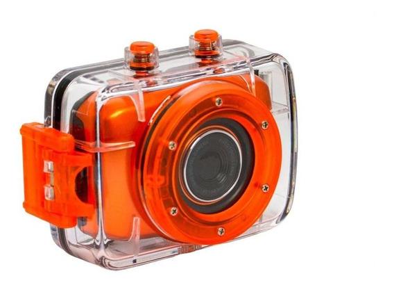 Camera Esporte Filmadora Vivitar 783hd Com Acessorios C Nfe