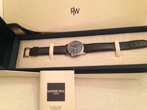 Relógio Raymond Weil- Luxo E Bom Gosto. Unisex - Swiss Made.
