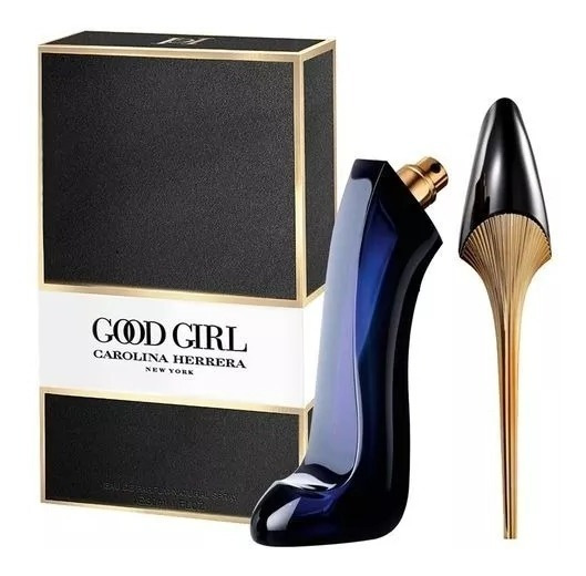 Perfume Carolina Herrera Good Girl Feminino Edp 30ml + Amost