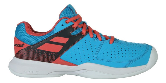 Tênis Babolat Pulsion All Court W Azul E Rosa