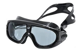 Óculos De Natação Hammerhead Extreme Triathlon / Fumê-preto