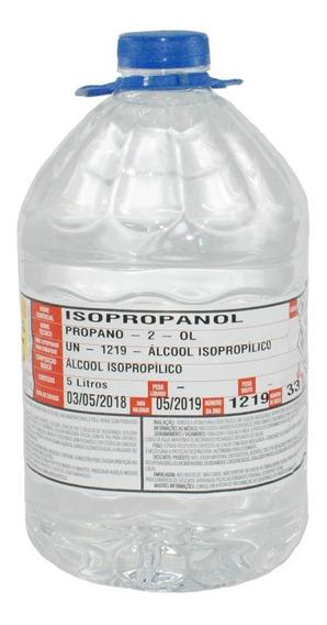 Isopropilico 99,84%   5 Litros