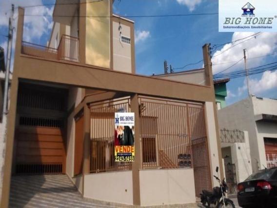 Casa Residencial À Venda, Parada Inglesa, São Paulo - Ca0497. - Ca0497 - 33597685