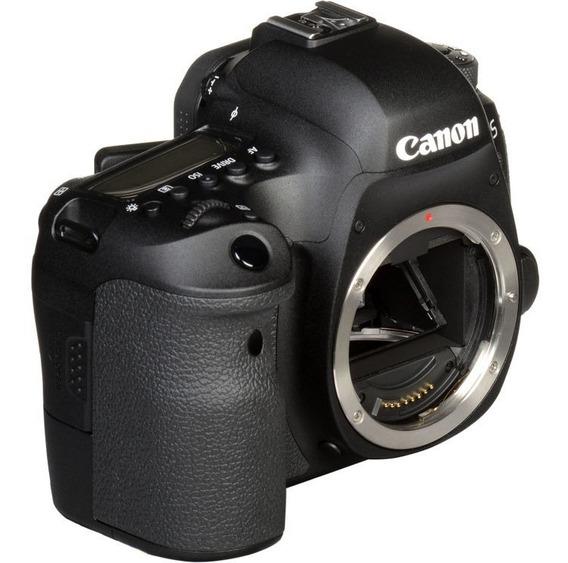 Corpo Câmera Digital Dslr Canon Eos 6d Mark Ii 6dmkii