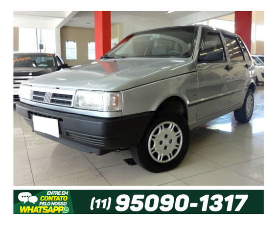 Uno 1.0 Mille Ep 8v Gasolina 1996 4p Manual.