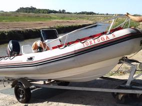 Semirrigido Albatros Motor 50 Hp