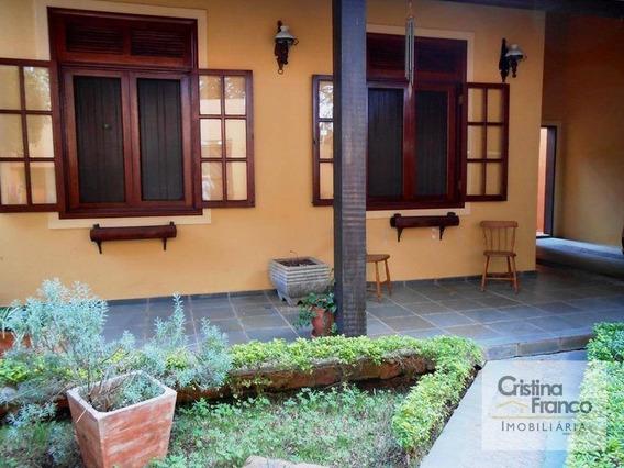 Casa Residencial À Venda, Jardim Paraíso, Itu. - Ca0242