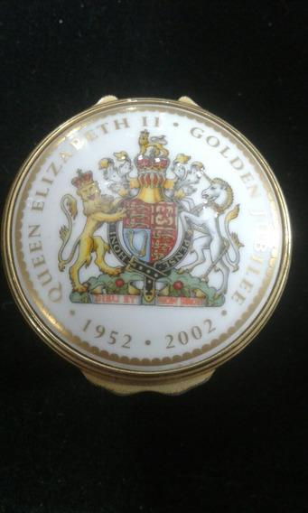 Pastillero Pocelana Inglesa Royal Worcester Conmemorativo (55)