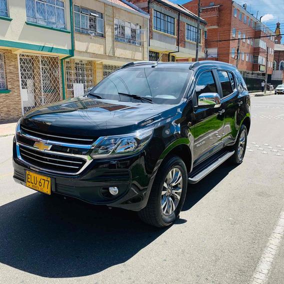 Chevrolet Trail Blazer Ltz 4x4 2018 Blindada 2 Plus Diesel