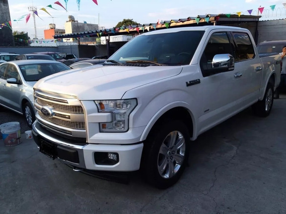 Ford Lobo Doble Cabina Limited 2017