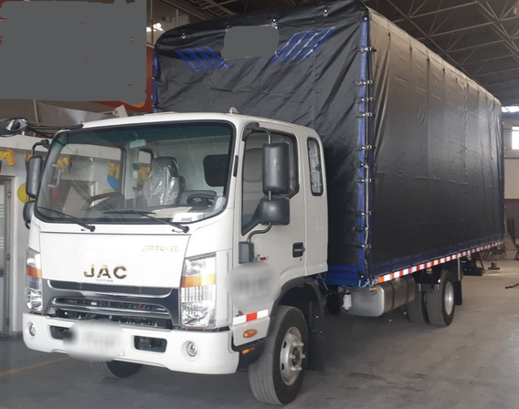 Camion Jac Turbo Chasis