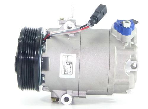 Compresor Aire Acondicionado Alt Volkswagen  Fox Hasta 2011