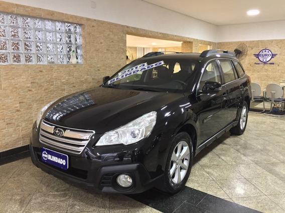Subaru Outback 3.6 4x4 I6 24v Gasolina 4p Automático 2014
