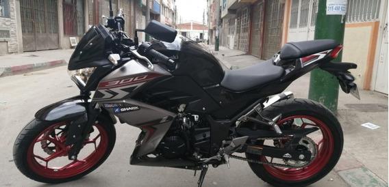 Kawasaki-z300 Edición Especial
