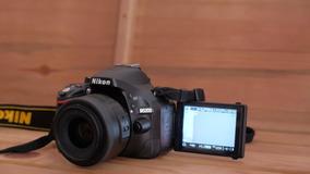 Câmera Nikon 5200