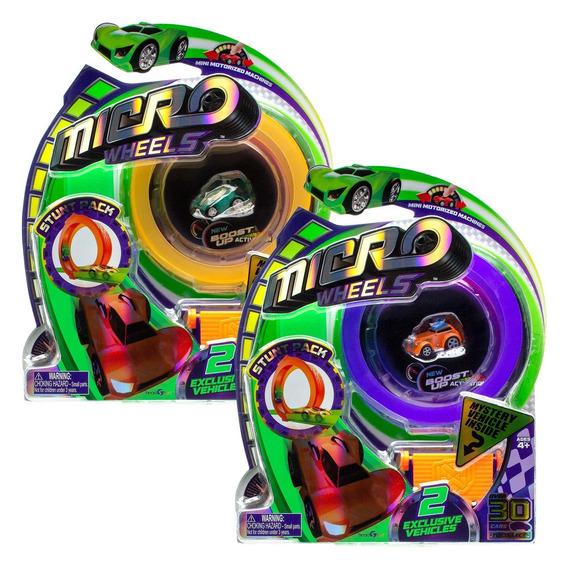 Mini Pista De Auto Micro Wheels