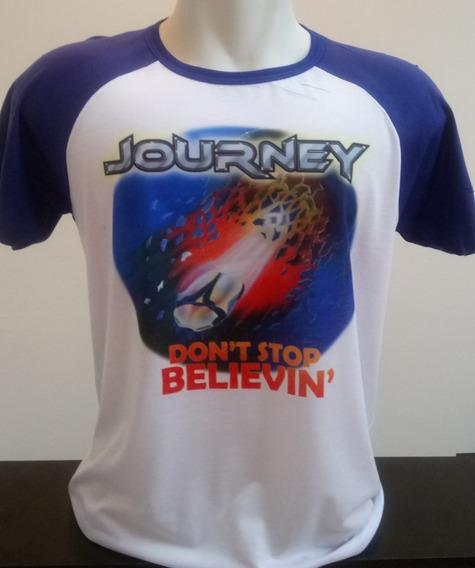 Camiseta Banda Journey - Don