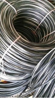 Cable De Aluminio 1+1 Calibre 6 500 Metros