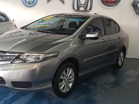 Honda City 1.5 Lx Flex Aut. 4p 2013 - Ipva 2019 Total Pago!