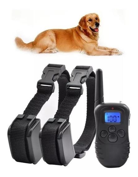 Coleira De Adestramento Cachorro Cães Sonoro Elétrico 998dr