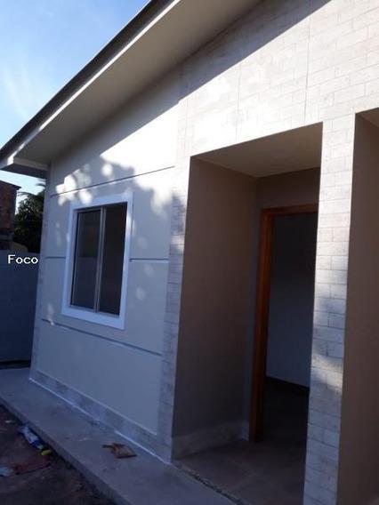 Casa Para Venda Em Vila Velha, Morada Da Barra, 2 Dormitórios, 1 Banheiro, 2 Vagas - 065_2-803281