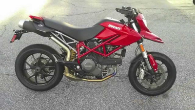 Ducati Hypermotard Peças .