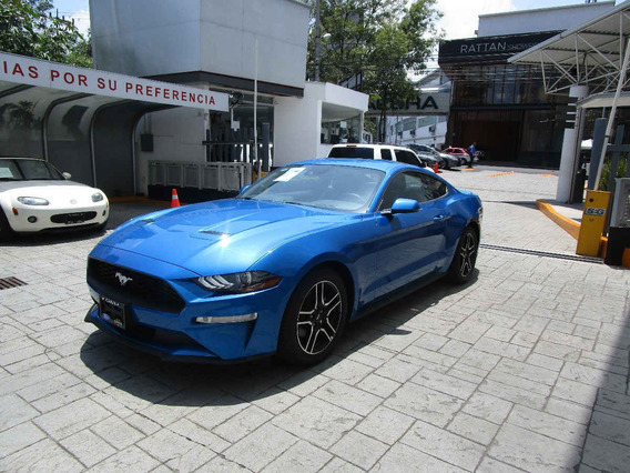 Ford Mustang 2p Coupe Ecoboost L4/2.3/t Aut