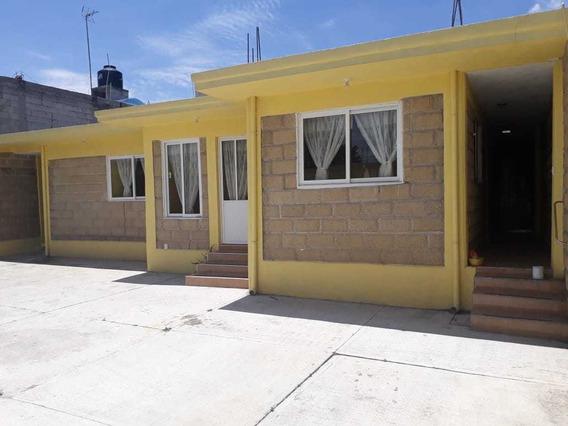 Se Renta Casa Amueblada En Santa Cruz, Tlaxccala