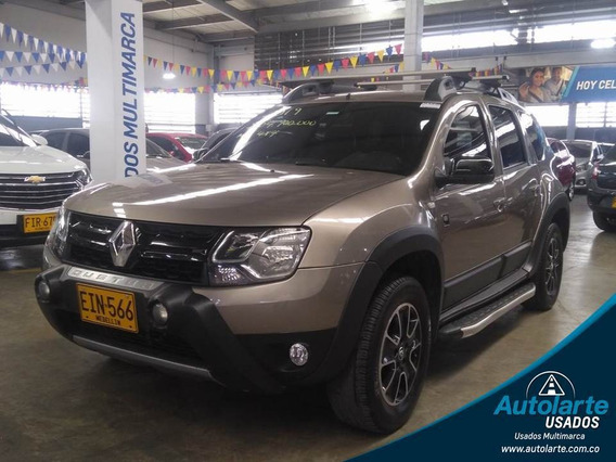 Renault Duster 2.0 M/t 4x4