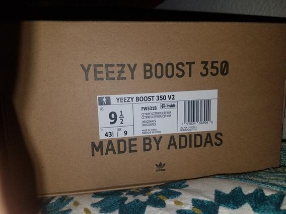 Yeezy Boost 350 V2 Citrin Reflective