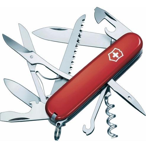 Navaja Victorinox Huntsman 15 Servicios 100% Original Suiza