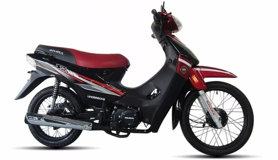 Moto Gilera Smash Vs 110 Base 0km