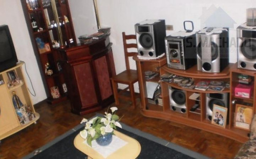 Casa Para Venda Em Santo André, Parque Novo Oratório, 2 Dormitórios, 1 Banheiro, 8 Vagas - Ve0331_2-112029