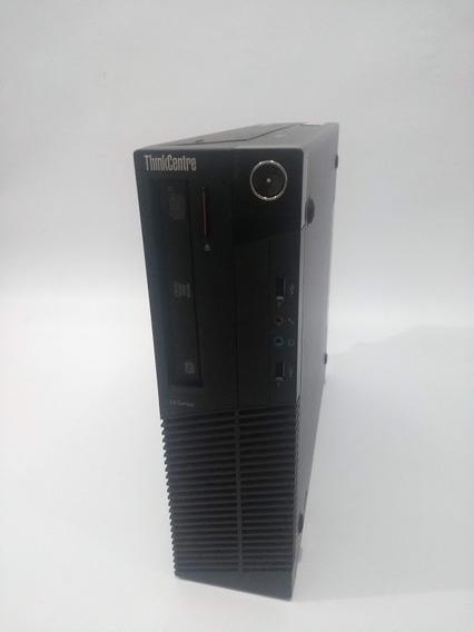 Cpu Lenovo Processador I7 Hd De 500 Gigas 4 De Memória Ram