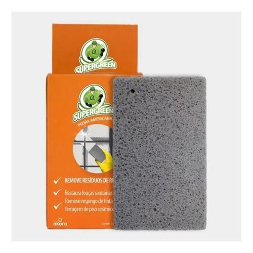 Kit C/ 2 Pedra Tira Encardido Tira Mancha Tira Ferrugem