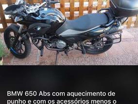 Bmw G 650 X Bmw Gs650 Abs 2014