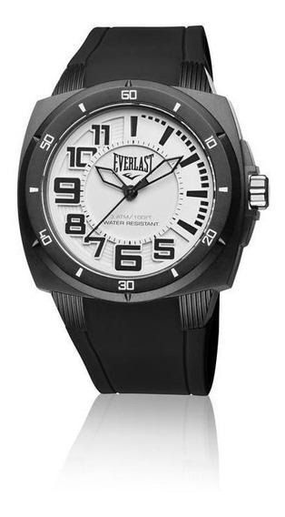 Relógio De Pulso Everlast Masculino Caixa Abs E675