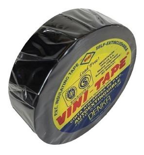 Cinta Aisladora Pvc Vini Tape Autoextinguible X 20 Mts