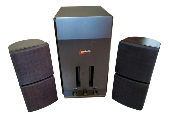 Home Theater Subwoofer Leadership 1031