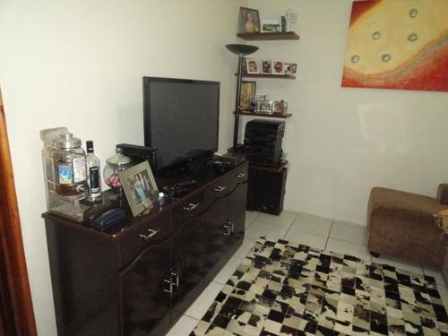 Sobrado Com 2 Dormitórios À Venda, 74 M² Por R$ 330.000,00 - Vila Matias - Santos/sp - So0256