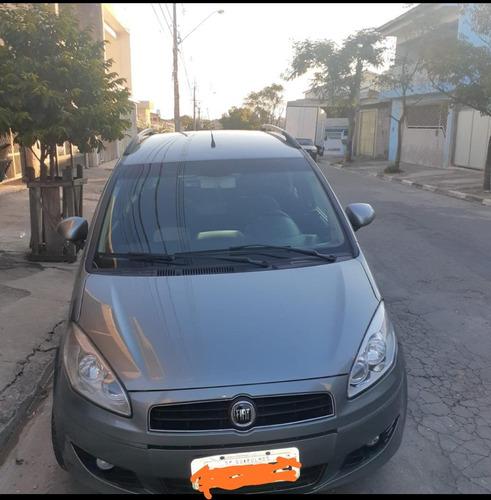Fiat Idea 2012 1.6 16v Essence Flex 5p