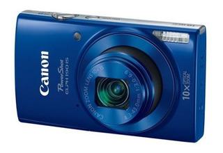 Cámara Canon Powershot Elph190is, 20mpx, Wi Fi, Zoom Auto