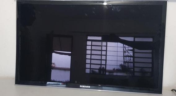 Display Tela Samsung Un40d5000pg Usada Funcionando Ref: D46