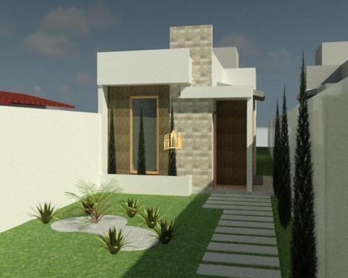 Imagem 1 de 5 de Casa No Bairro Sao Pedro Em Esmeraldas - Ca00295 - 69206837
