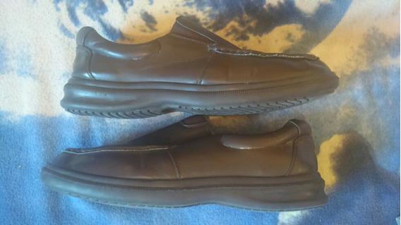 Zapatos 32 Ideal Diabetes Ultra Ligeros Café Hombres