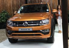 Volkswagen Amarok 3.0 V6 Comfortline 224cv Contado Plus %-