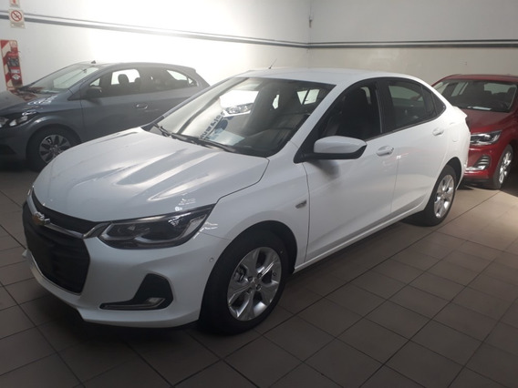 Chevrolet Onix Plus 4 Ptas Turbo 1.0 2020 #1